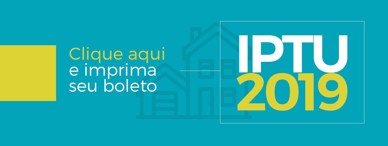 IPTU 2019 Prefeitura de Lages